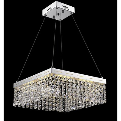 Freed II 24-Light Crystal Chandelier