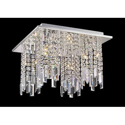 Adrian 8-Light Flush Mount