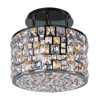 Mara 6-Light Semi Flush Mount