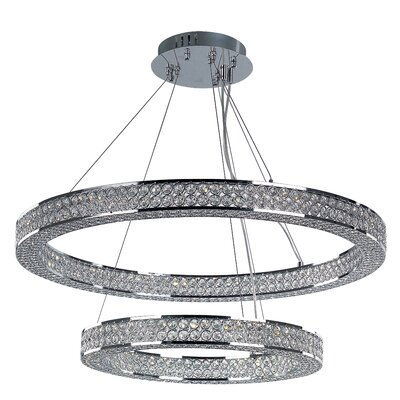 Ambrose 1-Light Foyer Pendant