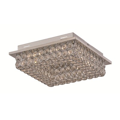 Nash 1-Light Flush Mount