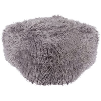 Wenham Pouf Upholstery: Light Gray