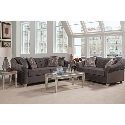 Serta Upholstery Schary 3 Piece Coffee Table Set
