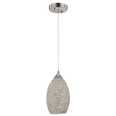 Frankel 1-Light Mini Pendant