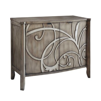 Gossoncourt 2 Door Accent cabinet