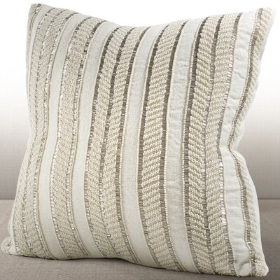 Estabrook Linen Throw Pillow