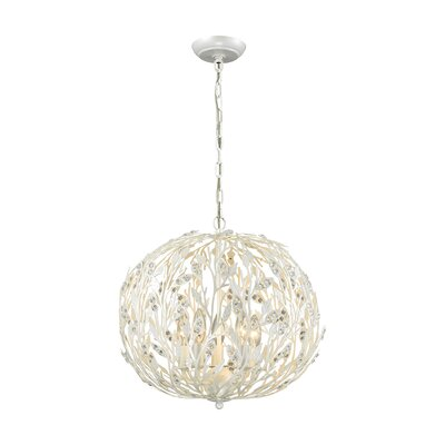 Wayne 5-Light Globe Pendant