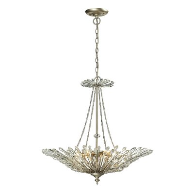 Durrant 6-Light Inverted Pendant