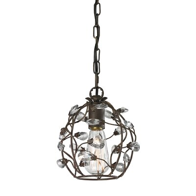 Creed 1-Light Foyer Pendant