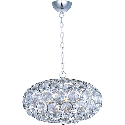 Devereaux 6-Light Globe Pendant