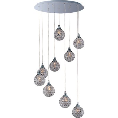 Devereaux 9-Light Pendant
