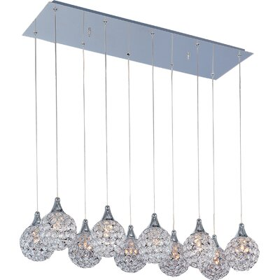 Devereaux 10-Light Pendant