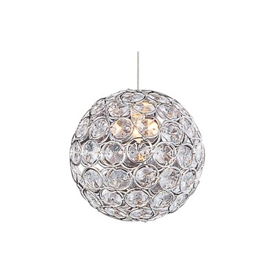 Devereaux 1-Light Globe Pendant