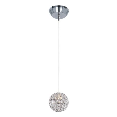 Guinness 1-Light Rapid Jack Pendant and Canopy