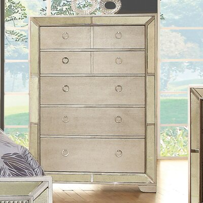 Geier 5 Drawer Chest