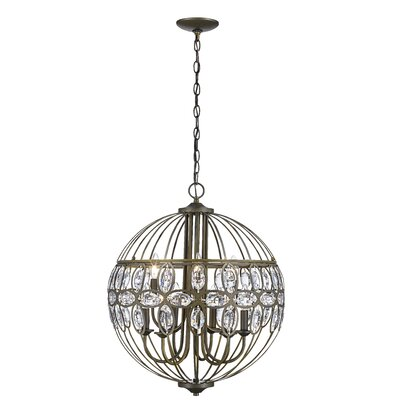 Gebhart 9-Light Foyer Pendant