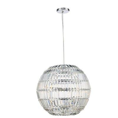 Gottfried 5-Light Globe Pendant