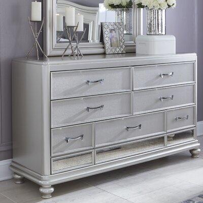 Gasser 7 Drawer Dresser