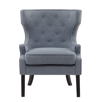 Beringen Tufted Wingback Chair