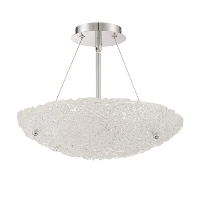 Bellaire 4-Light Semi Flush Mount