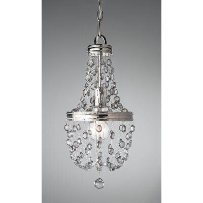 Elkins 1-Light Mini Pendant