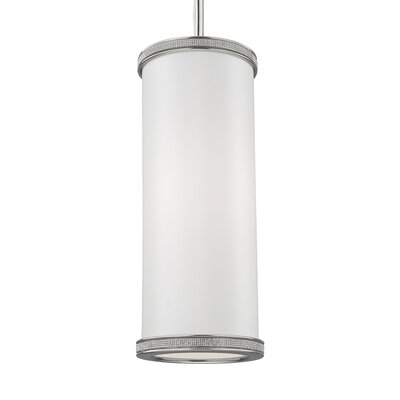 Havilland 1-Light Mini Pendant Bulb Type: A19 Medium 75W