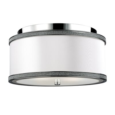 Havilland 2-Light Flush Mount