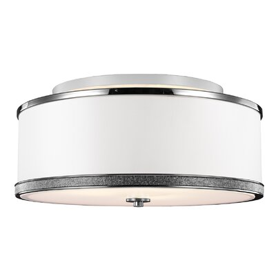 Havilland 3-Light Semi Flush Mount