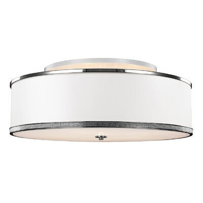 Havilland 5-Light Semi Flush Mount