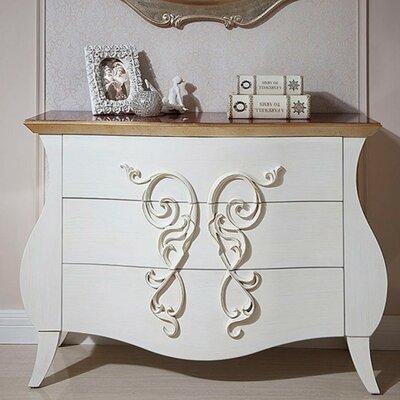 Eichner 3 Drawer Dresser