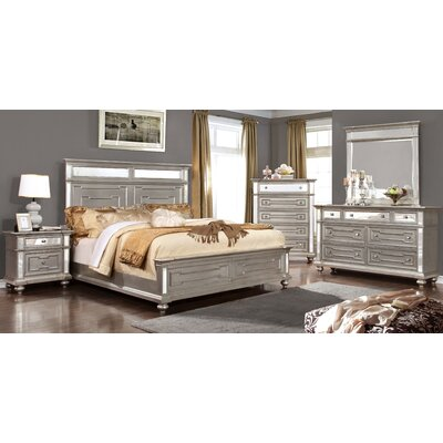 Ronna Platform Configurable Bedroom Set