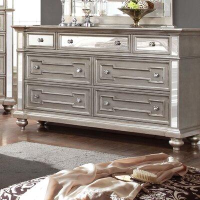 Aronson 7 Drawer Dresser