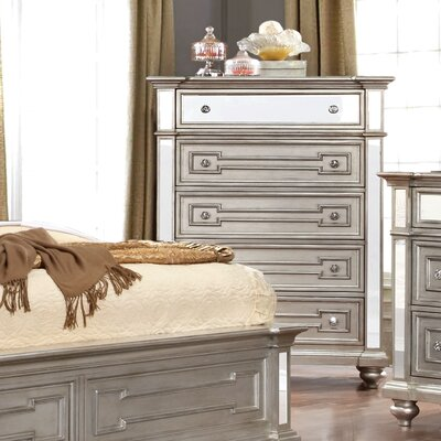 Ronna 5 Drawer Chest