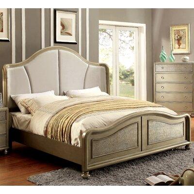 Delaney Upholstered Platform Bed