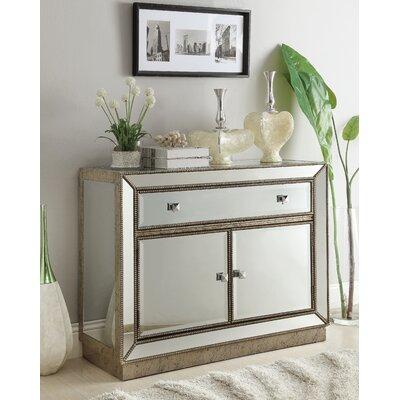 Maison 2 Door 1 Drawer Cabinet