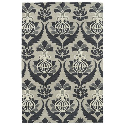 Marquain Hand-Tufted Area Rug Rug Size: Rectangle 2 x 3