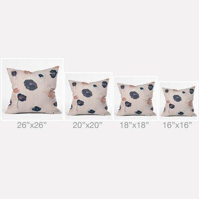 Tatiana Outdoor Throw Pillow Size: 18 H x 18 W x 5 D