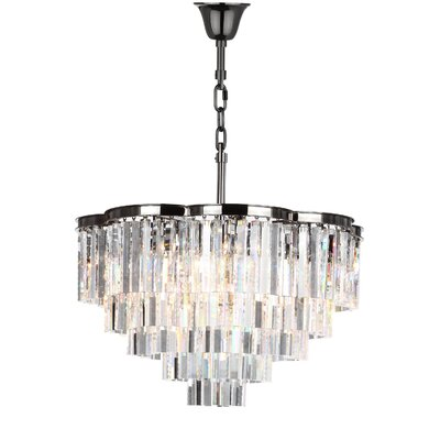 Marcia Chain Crystal Chandelier