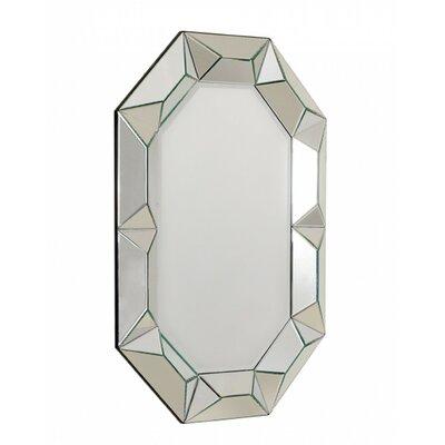 Franks Modern Round Metal Mirror ORNE4307 42355675
