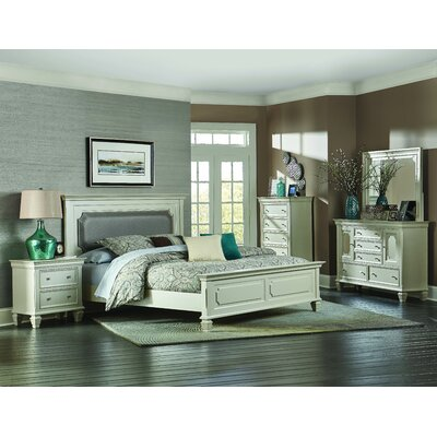Jean Panel Customizable Bedroom Set