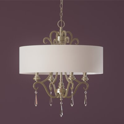 Montgomery 4-Light Drum Chandelier