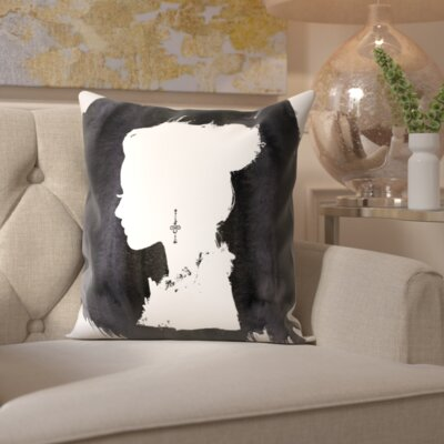 Wanger Beaut� Throw Pillow