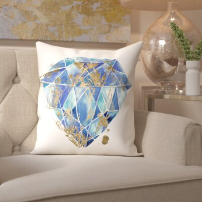 Wallis Treasure Throw Pillow