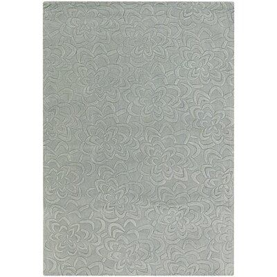 Kevinson Hand Tufted Rectangle Transitional Gray Area Rug