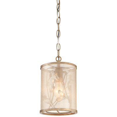 Franklyn 1-Light Mini Pendant