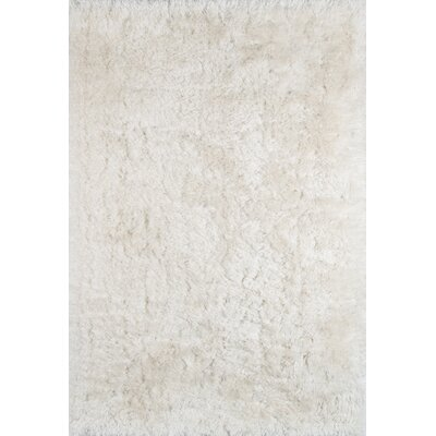 Selders Hand-Tufted Ivory Area Rug Rug Size: Rectangle 76 x 96