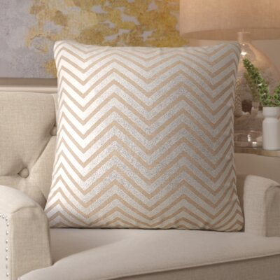 Brierfield Down Throw Pillow Size: 22 H x 22 W