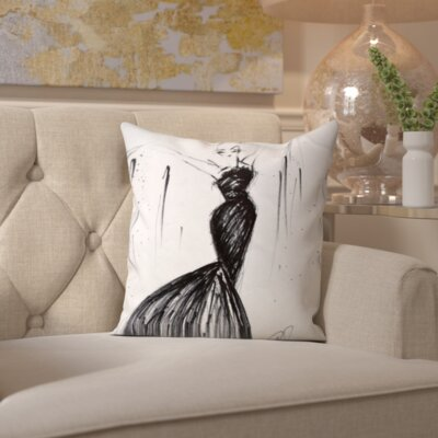 Thomaston Throw Pillow Size: 18 H x 18 W x 2 D