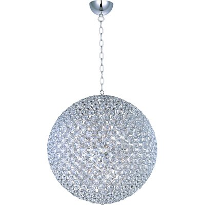 Devereaux 12-Light Pendant Size: 15 Light