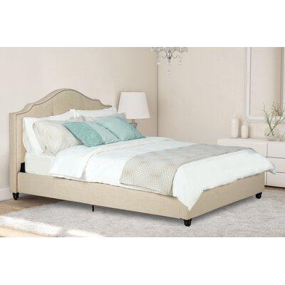 Cleethorpes Upholstered Platform Bed Size: Full